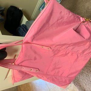 Vera Bradley Preppy Poly Large Travel Bag